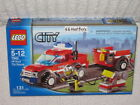LEGO CITY 7942 Off Road Fire Rescue NEW