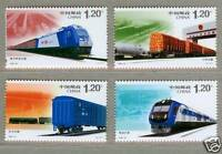 China 2006-30 Harmonious Railway Construction Stamps