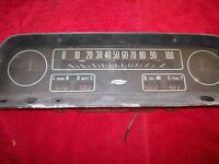 1964 65 66 Chevy GMC OEM gauge dash with gauges C10 C20
