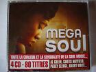 CD NEUF SCELLE- Mega Soul 2007 de Compilation et Barry White -C26