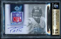PHILIP RIVERS 2004 ULTIMATE COLLECTION NFL PATCH AUTO 1/1 BGS 9.5 *GEM MINT*