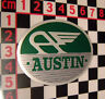 Small Austin Flying A Foil Sticker - A30 A35 A40 A55 Farina Mini Seven Van Woody