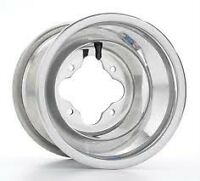 "DWT Alumilite A5 Rolled Lip ATV Rear Wheel 8"" 8x8 3+5 4/110 Suzuki Z400 LTR450"