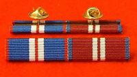 Diamond Jubilee Medal Ribbon Bar Queens Golden Jubilee Medal Ribbon Bar Stud