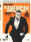 THE AMERICAN film DVD video offerta Ex Noleggio George Clooney Violante Placido