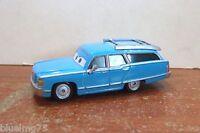 Disney Pixar Cars Mrs. The King  (LOOSE) Used