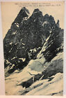CPA 38 - DAUPHINE - MASSIF DU PELVOUX - LE GRAND PIC DE LA MEIJE / NON VOYAGEE