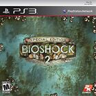 Bioshock 2: Special Collector's Edition (Playstation 3, PS3, FPS, Horror) New