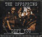 OFFSPRING DEFY YOU 4TR. 2002 CD SINGLE ORANGE COUNTY