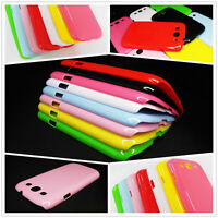Multi Color Hard Phone Case for Samsung Galaxy S3 SIII I9300 Red Black White ABS