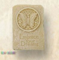 Soap Mold Moulds Embrace Your Dreams Silicone Mold For Soap Candy Craft Fimo