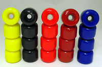 SKATEBOARD WHEELS 54MM DIAMETER AND 42MM WIDTH CHOICE OF COLOURS