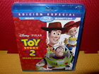 TOY STORY 2 - ED ESPECIAL - BLU-RAY - DVD - PRECINTADO