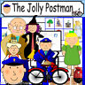 THE JOLLY POSTMAN  teaching resources story sack KS1 EYFS Resource CHILDMINDER