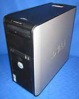 DELL OptiPlex 740 Desktop Computer AMD Athlon 64 X2 2.4GHz 4GB 160GB DVD-RW XP