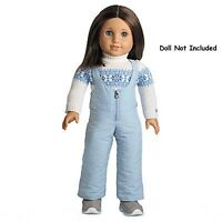 American Girl Chrissa Snow Outfit NIB NRFB LE Pants Boots Sweater NO DOLL