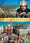 Medieval II: Total War -- Gold Edition (PC, 2008)