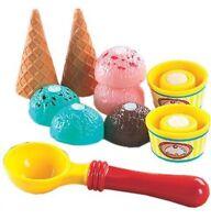 Small World Living Super Cool Ice Cream Kids Fun Kitchen Set Pretend Play