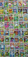 MOSHI MONSTERS MOSHLING CODE CARDS (A-J) Choose Pick your own ! FREE P&P!