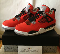 NIKE JORDAN 4 TORO BRAVO Size US UK 7 8 9 10 11 12 13 Red 308497-603 Raging BUll