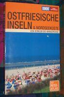 OSTFRIESISCHE INSELN Von Borkum bis Wangerooge # DuMont Reise-Taschenbuch