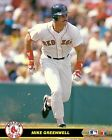 MIKE GREENWELL 8x10 @ FENWAY Major League Baseball Vintage Photo BOSTON RED SOX