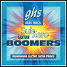 GHS Sub-Zero Guitar Boomers Electric Guitar Strings - Extra Light 9 - 42 CR-GBXL