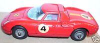 RARE CORGI TOYS FERRARI BERLINETTA 250 LE MANS N°4 REF 314 1965 1/43 GT BRITAIN