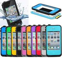 New Waterproof Shockproof Dirt Proof Durable Case Cover For Apple iPhone 4S 4 4G