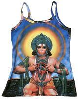 HANUMAN Gods Art Tattoo Art Designer TOP SHIRT XS/S
