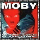 Moby - Everything Is Wrong (The DJ Mix Album) (2 X CD)