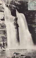 25 chute du doubs eaux basses
