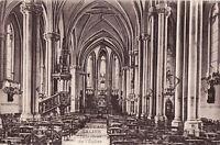57 CHATEAU SALINS interieur de l'église