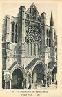 28 CHARTRES la cathedrale le portail nord