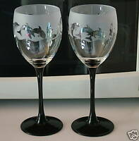 Dolphin gift Wine Glasses