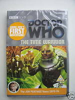 Doctor Who The Time Warrior.....DVD   NEW & SEALED
