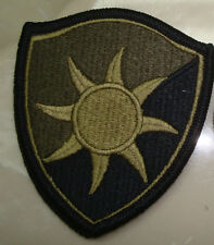 military patch template - army patch 518th sustainment brigade multi cam oef