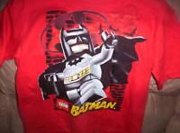 Boys Lego Batman Shirt Top Size 7 Large