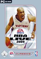 NBA Live 2004 [EA Classics]