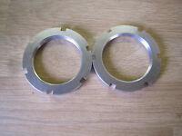 Escort Mk1 Mk2 Capri Coilover Lower Lock Rings Pair