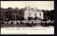Environ de LONGWY 54  REHON chateau des hauts fourneaux