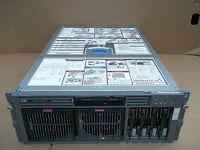 HP Compaq Proliant DL580 G2 Server 4x3.0GHz Xeon CPUs 16GB 4x73GB RAID