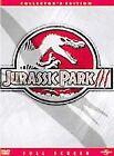 Jurassic Park III (DVD, 2001, Full Frame)