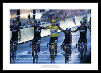 Chris Froome Wins 2013 Tour de France Cycling Photo Memorabilia (134)