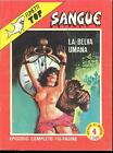 FUMETTI TOP n° 4 - Serie Mini - Sangue - Edifumetto - 1982