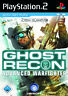 Tom Clancy's Ghost Recon: Advanced Warfighter (Sony PlayStation 2, 2006, DVD-...