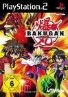 Bakugan: Battle Brawlers (Sony PlayStation 2, 2009, DVD-Box)