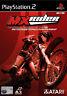MX Rider (Sony PlayStation 2, 2001, DVD-Box)