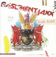 BASEMENT JAXX = kish kash = Funky Electro House Break Grooves !