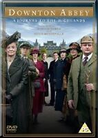 DOWNTON ABBEY JOURNEY TO THE HIGHLANDS CHRISTMAS SPECIAL DVD New UK Rel downtown